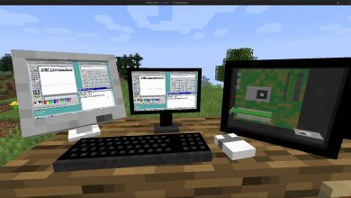new minecraft mod lets to build pc