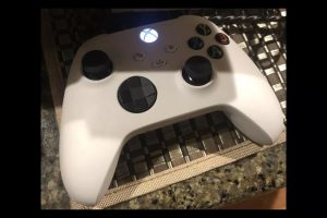 XBSX white controller