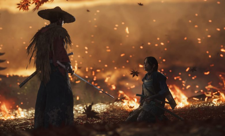Ghost of Tsushima was a huge success in market
