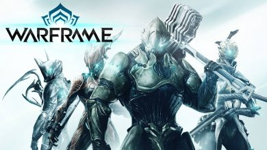 Warframe breaks its own record on steam