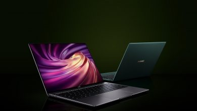 Huawei introduces new laptop Matebook X