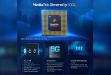 MediaTek Introduces Dimensity 800U