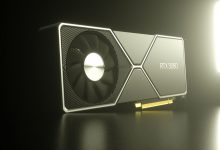 Nvidia RTX3090 might look like this and be very expensive