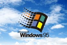 Windows 95 just became 25 years old