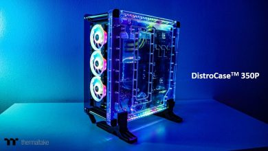 تصویر کیس Thermaltake DistroCase 350P معرفی شد