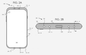 Apple's Water Eject patent for iPhone
