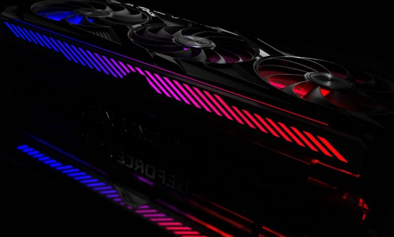 ASUS releases new RTX 30' graphics card