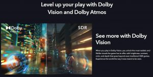 Dolby Vision and Dolby Atmos will come to nex gen Xbox