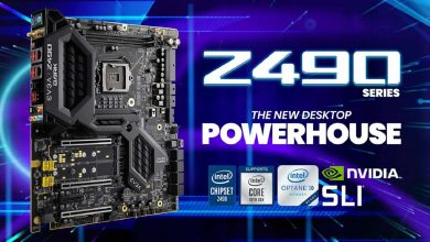 EVGA introducing overclocking Z490 motherboards