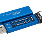 Kingston introduces new high security flash drive