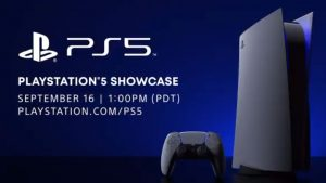 PS5 Showcase time