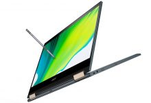 New Acer Spin 7 laptop with Snapdragon 8CX Gen 2 5G