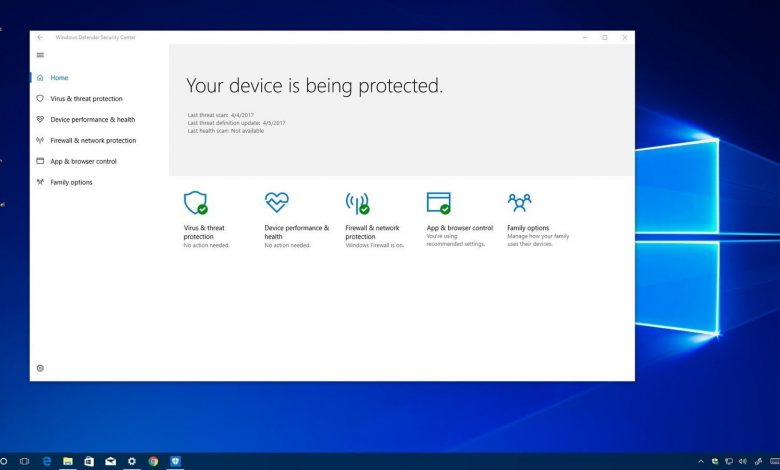 Windows Defender may have a security flaw