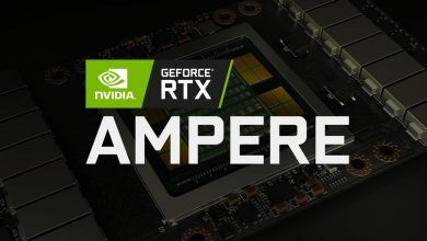 Nvidia says Ampere is twice as powerful as Turing