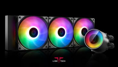 معرفی DeepCool CASTLE 360RGB V2